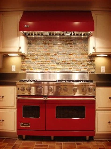 1000  images about Red Stoves on Pinterest