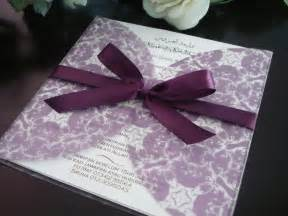 wedding invitations 1 wedding invitations purple wedding invitations