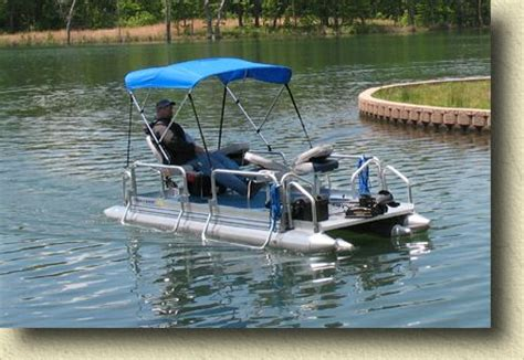Very Small Fishing Boats by Fish N Sport 510 Pontoon Boats Mid Mini Pontoon Boat
