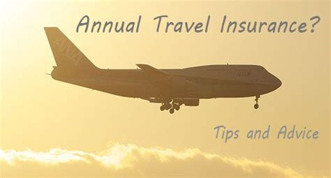 You may have coverage from other sources that. What is annual travel insurance and when does it make sense compared to single-trip plans ...