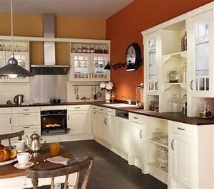 cuisine domaine vanille le modele domaine vous offre With modele de cuisine ancienne