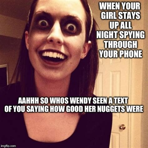 Creepy Girl Meme - scary girlfriend meme 28 images scary gif lol funny creepy meme humor overly attached