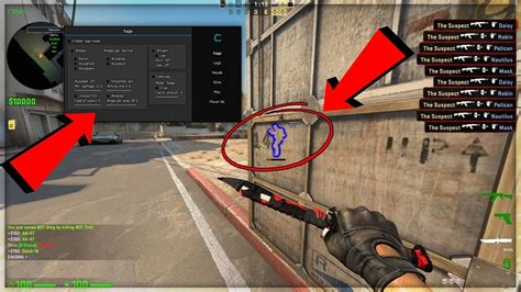 csgo cheat  undetected aimbot wall
