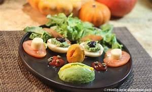 Idée Pour Halloween : sp cial enfants id e de salade pour halloween ~ Melissatoandfro.com Idées de Décoration