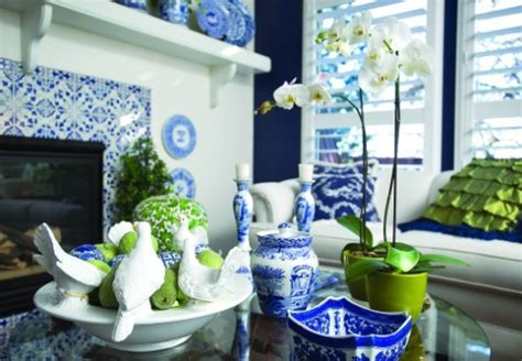 Diy Blue Room Decor by Classic Blue And White Porcelain Decor Obsession Diy