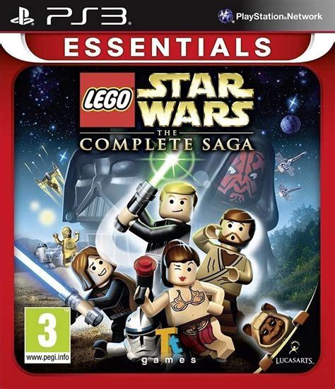 Lego Star Wars The Complete Saga Essentials Ps3