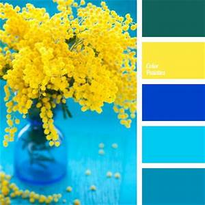 best 25 yellow color palettes ideas on pinterest yellow With palette de couleur turquoise 5 shades of blue and brown color palette ideas