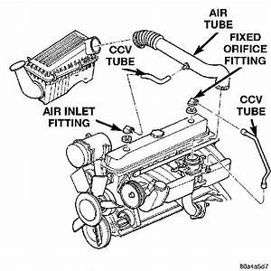 Vacuum Hose Diagram 2002 Jeep Liberty