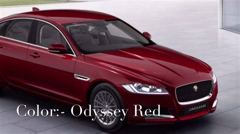 jaguar xf colors colours in india