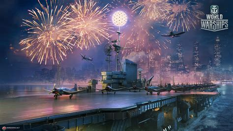 years eve aboard  midway wallpaper  world