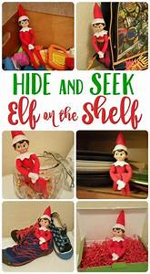 Hide And S : hide and seek with elf on the shelf ideas a mom 39 s take ~ Frokenaadalensverden.com Haus und Dekorationen