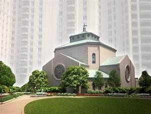 National Shrine of Saint Frances Xavier Cabrini in Chicago ...