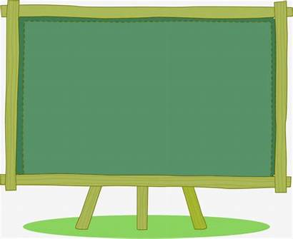 Chalkboard Clipart Cartoon Board Blackboard Education Learn