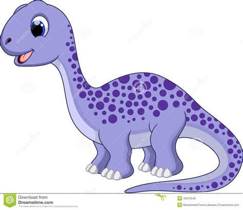dino puzzle diplodocus stock illustration image of