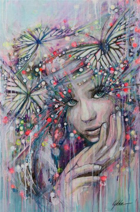 saatchi art artist lykke steenbach josephsen painting