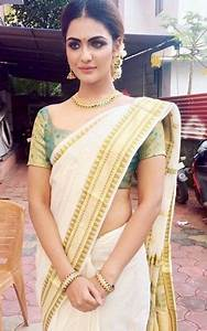 Best 25+ South indian sarees ideas on Pinterest Wedding saree blouse designs, South indian