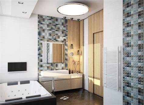 creative bathroom ideas studios with subtle stylish accents