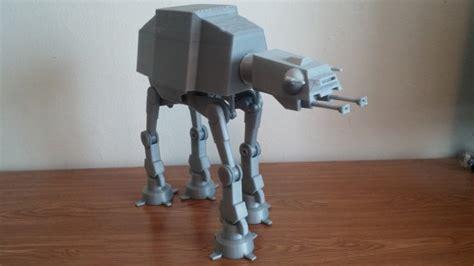 Motorisierter Kampf-koloss Aus Star Wars Aus