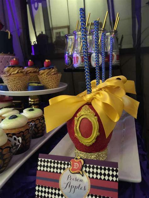 disneys descendants birthday party ideas photo