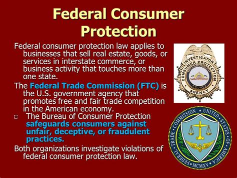 consumer protection and product liability ppt