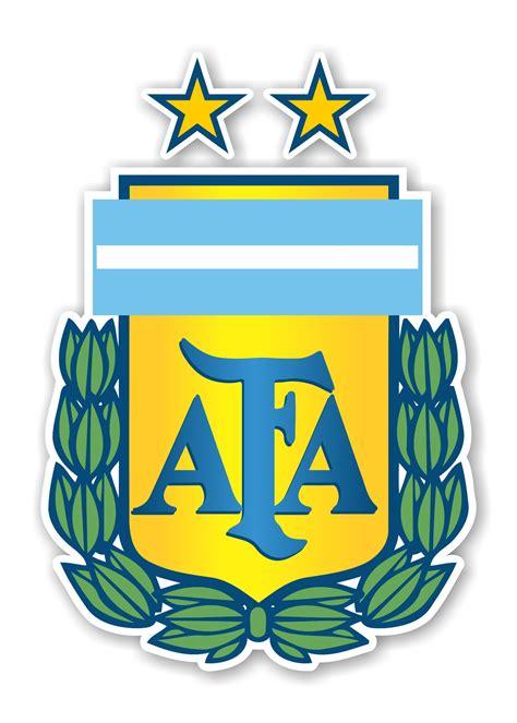 Argentina AFA Asociacion de Futbol Argentina Die Cut Decal