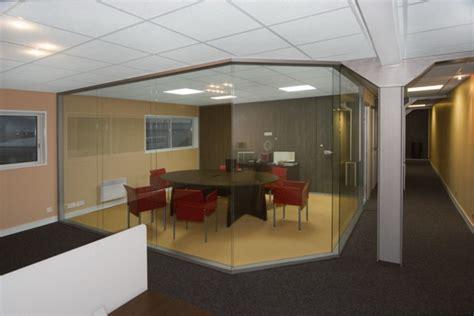 cloison amovible de bureau gt cloison amovible modulaire de bureau aménagement de bureau