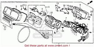 Wiring Diagram For 1983 Nighthawk 650