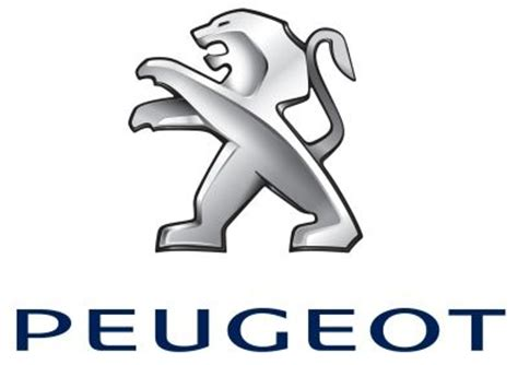 New Lion Badge For Peugeot