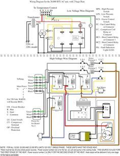 Trane Heat Pump Wiring Diagram Compressor Fan