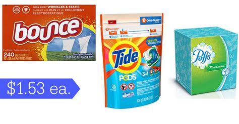 p g deal tide pods for 1 53 southern savers