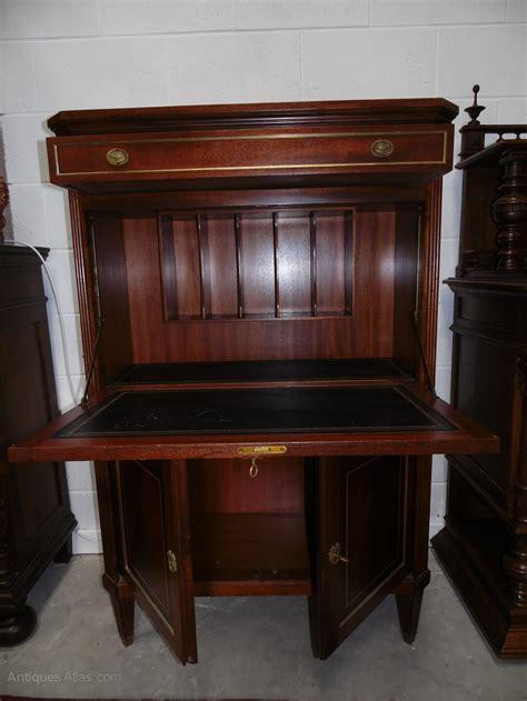 drop front secretary desk louis xvi drop front desk secretary antiques atlas