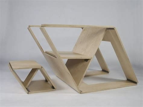 10 Folding Furniture Designs ? Great Space Savers And