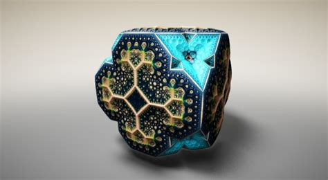 beautiful alien  faberge fractals designtaxicom