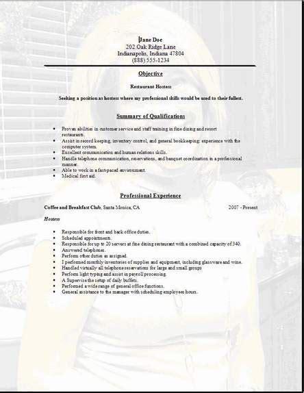 resume formatexamplessamples  edit  word