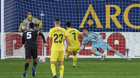 Villarreal vs Real Madrid Highlights: Another PK Costs Real
