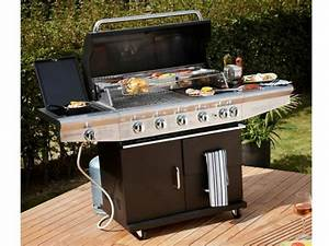 Plancha Ou Barbecue : les bienfaits de la plancha gaz avec les avantages du ~ Melissatoandfro.com Idées de Décoration