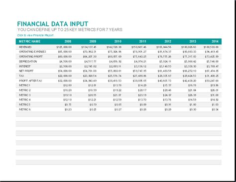 financial report template word monthly financial report template excel financial report