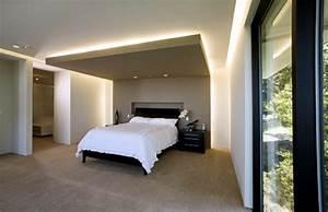 Schlafzimmer Leuchten Decke : indirekte beleuchtung an decke 68 tolle fotos ~ Sanjose-hotels-ca.com Haus und Dekorationen