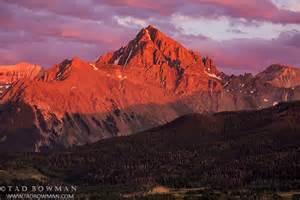 Mount Sneffels Ridgway Colorado
