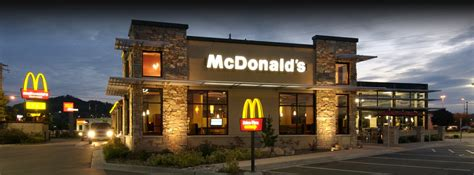 macdonald siege mcdonald 39 s corporation nyse mcd is changing the way it