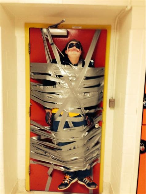 sydenham high school on quot sydenhamhs ldsb thanks - Scary Door Decorating Contest Ideas
