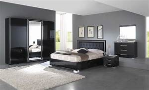 chambre a coucher complete conforama cool chambre With chambre adulte complete conforama