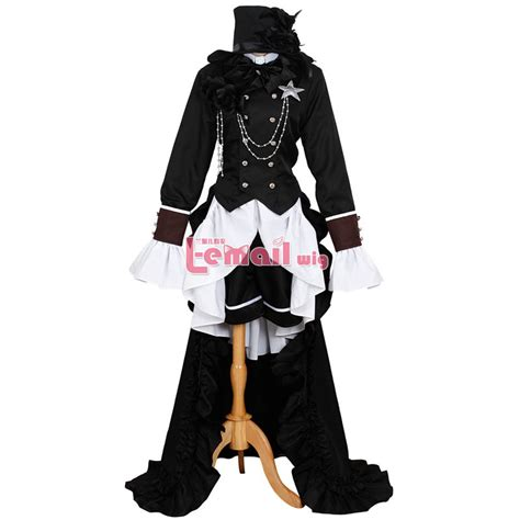 The gallery for --u0026gt; Anime Butler Outfit
