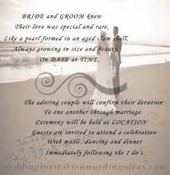 creative wedding invitation wording themed wedding invitations free wording sles