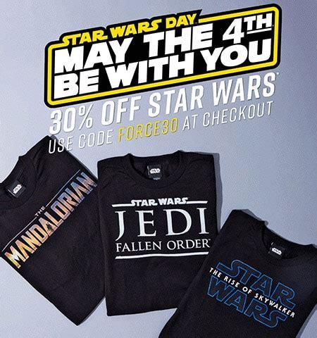 star wars hot topic promo code