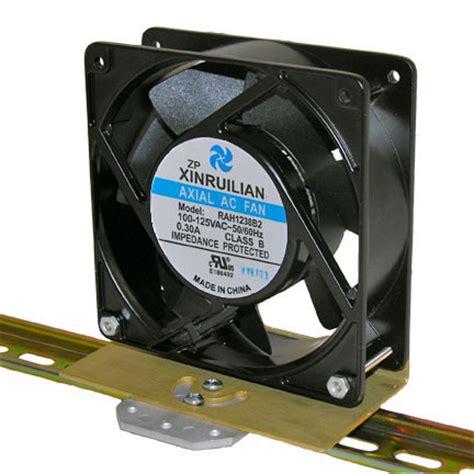 control panel fan adjustable spot fan