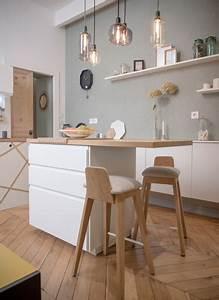 Couleur De Cuisine : quelle couleur pour les murs d une cuisine blanche ~ Voncanada.com Idées de Décoration