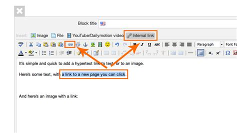 Txt Links by How To Add Hypertext Links Emyspot