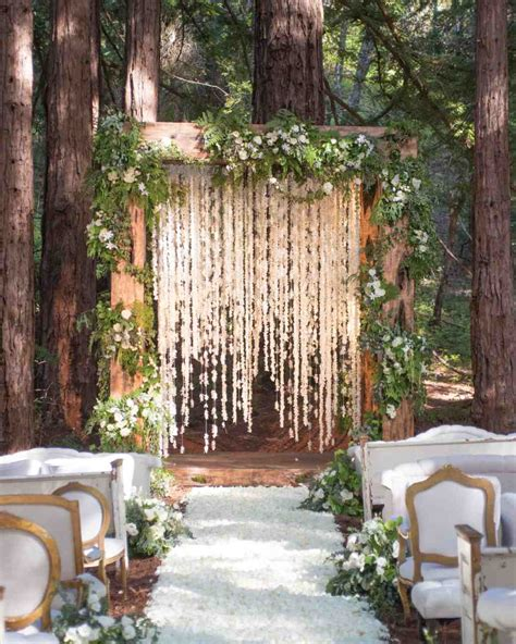 Fabulous Friday Awe Inspiring Wedding Arches Oh Its