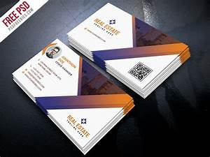 Free, Psd, Real, Estate, Business, Card, Template, Psd, By, Psd